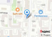 Компания «Диск» на карте
