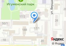 Компания «Управление уголовного розыска Управления МВД России по Томской области» на карте