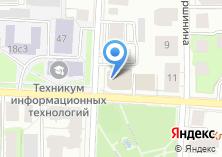 Компания «АпТайм» на карте