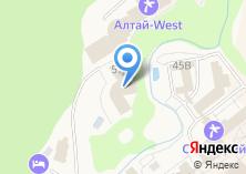 Компания «Транссиб» на карте