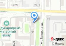 Компания «Травушка» на карте