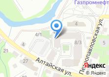 Компания «Lazer-tomsk.ru» на карте