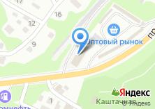 Компания «Klanto.ru» на карте