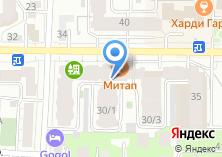 Компания «СибИК» на карте