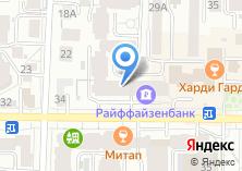 Компания «Ягодка-Колбаска» на карте