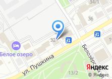 Компания «NeWToN» на карте