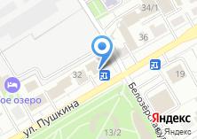 Компания «Золотой ключик» на карте