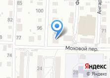 Компания «Дента Русь» на карте