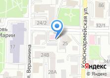 Компания «Обверс СК Групп» на карте