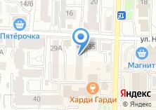 Компания «Хмельной» на карте