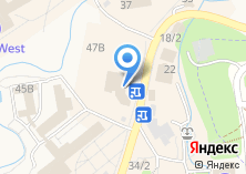 Компания «Дарница» на карте