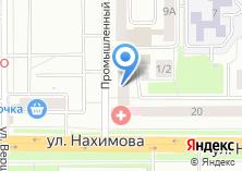 Компания «Центр Консультаций и Медицинских Осмотров» на карте