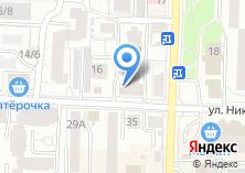 Компания «Конструктив» на карте