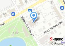 Компания «Территориальная избирательная комиссия Октябрьского района» на карте