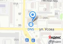 Компания «DPI» на карте