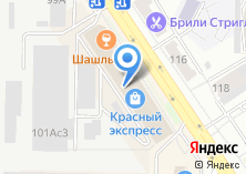 Компания «Лувилэнд» на карте