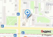 Компания «Сила тайги» на карте