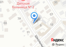 Компания «Смета-Сервис» на карте