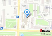 Компания «Lovely» на карте