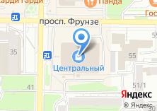 Компания «Альянс-Росштамп» на карте
