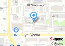 Компания «АвтоС+» на карте