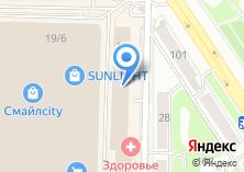 Компания «Адвокатский кабинет Гриценко Е.Ю» на карте