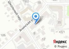 Компания «Плексор Телеком» на карте