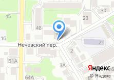 Компания «Гигиена сервис» на карте