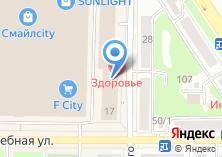 Компания «Интернет-магазин ножей» на карте