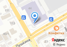 Компания «ТЦСМ» на карте