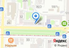 Компания «Секонд-хенд & Сток» на карте