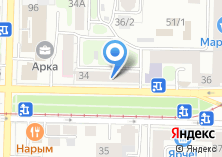 Компания «Пекарский дворик» на карте