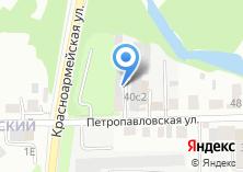 Компания «Internet v Tomske» на карте