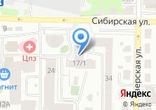 Компания «СтройКомплект» на карте