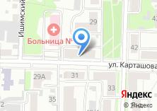 Компания «Digital Print» на карте