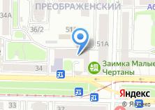 Компания «Сибирский энергетический научно-технический центр» на карте