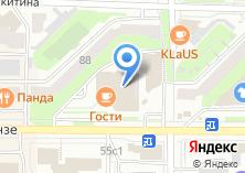 Компания «Русский шарм» на карте