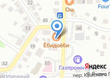 Компания «Барашка & Креветка» на карте