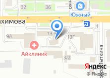 Компания «Кератон-Сибирь региональный склад заводов ESTIMA LITOKOL» на карте