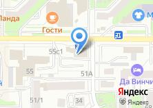 Компания «Highway» на карте