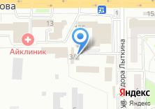Компания «Сибспецавтоматика» на карте