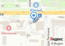 Компания «Пельмени Project» на карте
