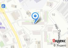 Компания «Северянин-2» на карте