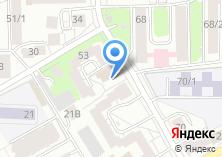Компания «Томинформ-право» на карте