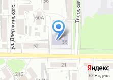 Компания «Сибирский лицей» на карте