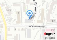 Компания «StarLine Томск» на карте