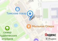 Компания «Copy Room» на карте