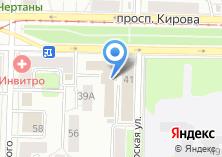 Компания «Отделение пенсионного фонда РФ по Томской области» на карте