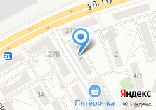 Компания «Пивная бочка» на карте