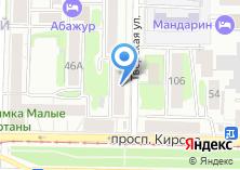 Компания «Форс-мажор» на карте
